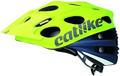 M 54-57 cm Azul Unisex Adulto Catlike Leaf Casco de Ciclismo
