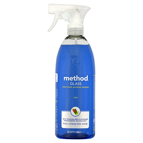 Method Best in Glass Window and Glass Cleaner 828 ml