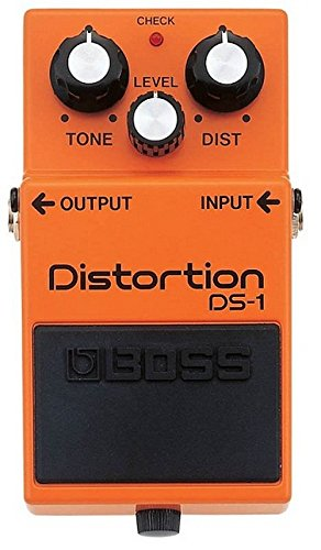 BOSS Audio DS1 Distortion Guitar Pedal