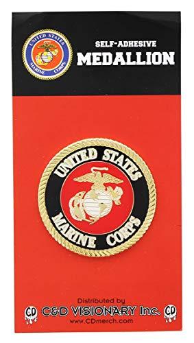 Licenses Products Marine Self-Adhesive Medallion