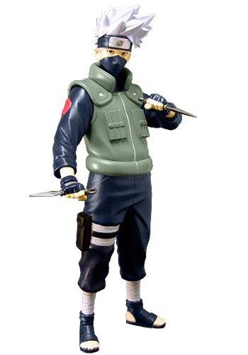 Toynami Naruto Shippuden 6 Inch Series 2 Action Figure Kakashi (Poseable Naruto Action Figure)