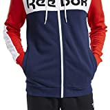Reebok Training Essentials Linear Logo Full Zip