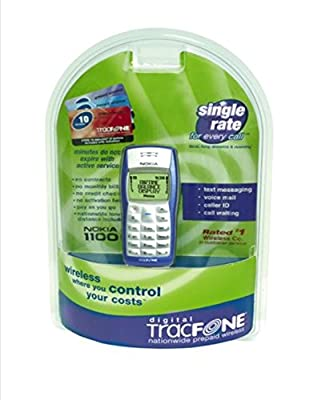 New Nokia 1100 for Tracfone