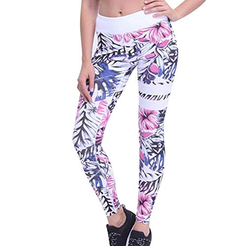 Biran Damas Stretch 5 Entrenamiento Cintura Leggings Lápiz Fit Photo Fitness Color Casuales Pantalones Moda Impreso Slim Elástico Único r1rvtxw