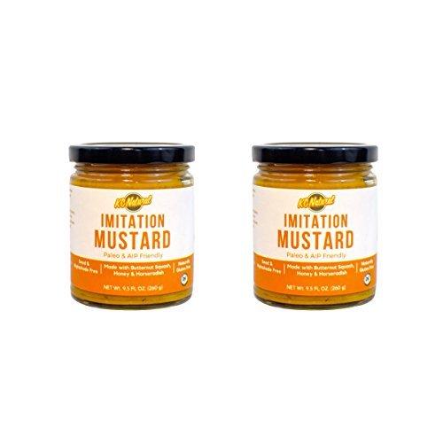 KC Natural Imitation Mustard - 2-pack