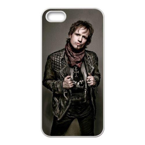 Edguy 003 coque iPhone 4 4S Housse Blanc téléphone portable couverture de cas coque EOKXLLNCD17318