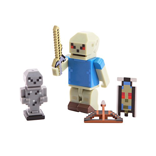 Terraria Skeleton Figure by Jazwares