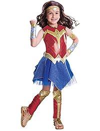 Rubie's Costume 640067_L Wonder Woman Movie Deluxe Costume