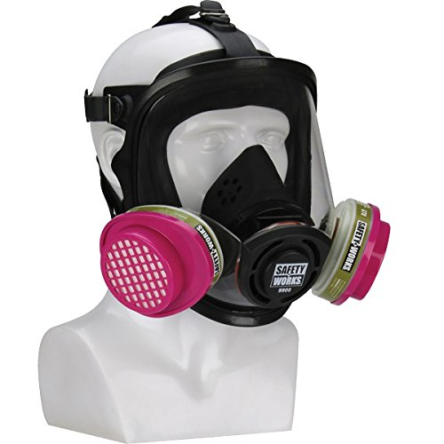 Safety Works SWX00328 Pro Multi-Purpose Respirator by Safety Works (Image #3)