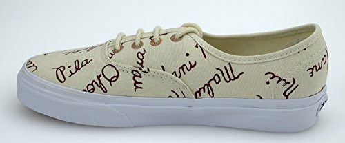Vans - Low-top Unisex – adulto Bianco