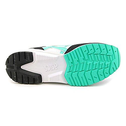 Asics Heren Gt-cool Enkellaagse Stoffen Fashion Sneaker Wit / Turquoise