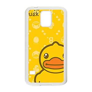 RHGGB Lovely B.Duck fashion cell phone case for samsung galaxy s5