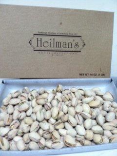 Colossal Natural Pistachios - 1 pound