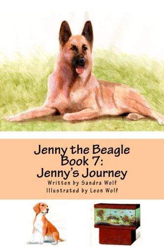 Jenny the Beagle - Book 7: Jenny's Journey (Volume 7) ebook