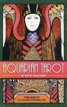 Aquarian deck * by Aquarian Tarot by David Palladini by AzureGreen (Image #1)