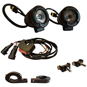 Amazon Com Thumper Jockey Enduro 3000 Led Head Light Kit For Machines With Electric Start