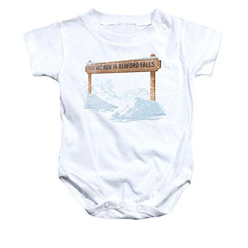 Its A Wonderful Life Bedford Falls Baby Onesie 24m