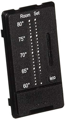 Lutron RKA-WST-F-BL SeeTemp Wall Display Fahrenheit Color Change Kit in 02b642c445232