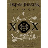 Dream Theater - Score: 20Th Anniversary World Tour Live With The Octavarium Orchestra (2DVDS) [Japan LTD DVD] WPBR-90766