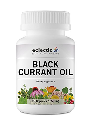 Eclectic Black Currant Oil, White, 90 Count