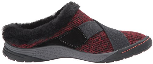 6 Mule US by M Red Graham Jambu Women's JSport 6aCPYqC