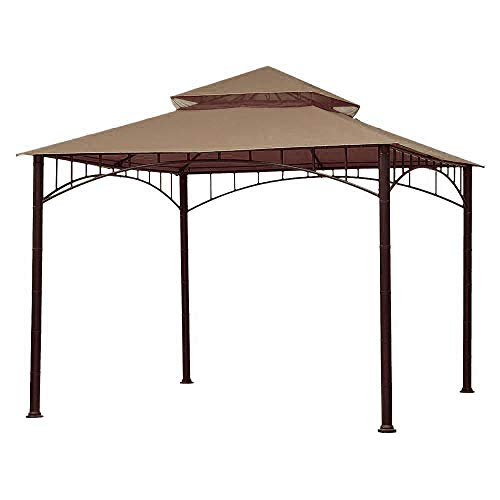 (ABCCANOPY Replacement Canopy roof for Target Madaga Gazebo Model L-GZ136PST)