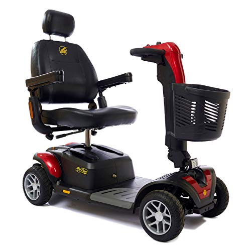 Buzzaround LX Extreme Luxury Full Size Comfort Travel Mobility Scooter (4 Wheel Scooter)