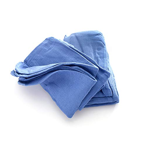MediChoice Sterile OR Medical Towels, 16x24 inches, Blue, 1314ORT10B (Case of 80) by MediChoice (Image #1)