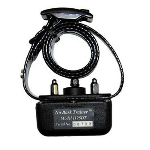 D.T. Systems Mini Rechargeable No Bark Collar - 1125DT by D.T. Systems