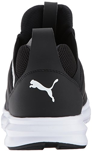 PUMA Men's Enzo Mesh Sneaker Puma Black-puma White latest cheap price YIH0q8