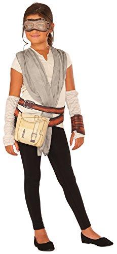 Disney Star Wars Rey Deluxe Dress Up (Star Wars Eye Chart)