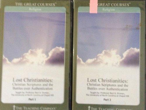 Price comparison product image The Great Courses-Lost Christianities