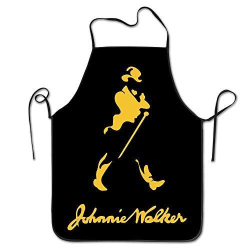 Funny Bib Aprons Johnnie Walker Black Label Scotland Restaurant Comfortable