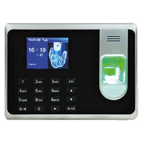 Camtronics A200G Sistema biomé trico de Control de Presencia con Lector de Tarjetas RFID y Teclado, 500 Huellas, 50.000 Registros, Display TFT de 2.8', Software Incluido Display TFT de 2.8