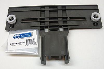 W10350376, Ps10064063, Ap5956100, W10350376, W10253546 Upper Dishwasher Rack Adjuster For Kitchenaid Whirlpool Kenmore Sears