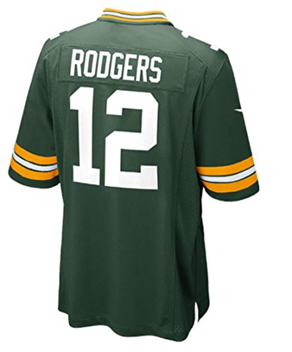 NEW Green Bay Packers Aaron Rodgers NIKE Youth Home Jersey Size L 14-16 Large Boys