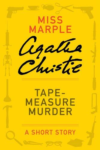 Tape Measure Murder (Miss Marple Mysteries)