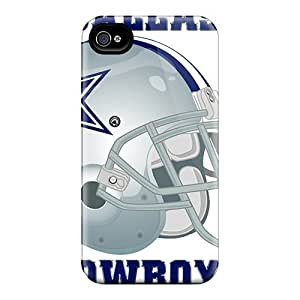 Awesome Cases Covers/iphone 4/4s Defender Cases Covers(dallas Cowboys)