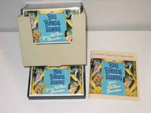 The Big Bands Swing, Your All-time Favorites, Reader's Digest, Set of 4 Tapes (Reader's Digest)