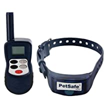 PetSafe Remote Control Trainer and Collar for Dogs Under 40 lbs.