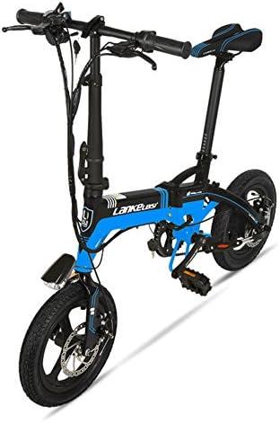 GTYW, Eléctrico, Plegable, Bicicleta, Montaña, Bicicleta ...