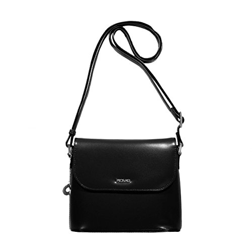 black Schwarz Black 4628 Berlin schwarz Bag Picard Shoulder apwUpz