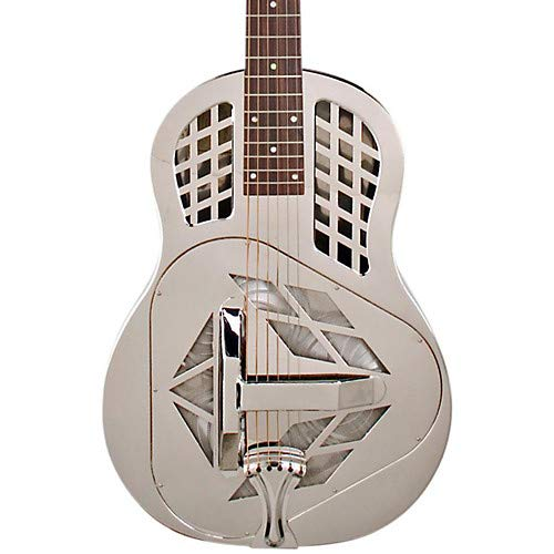 (RM-991 Tricone Resonator Guitar with Roundneck)