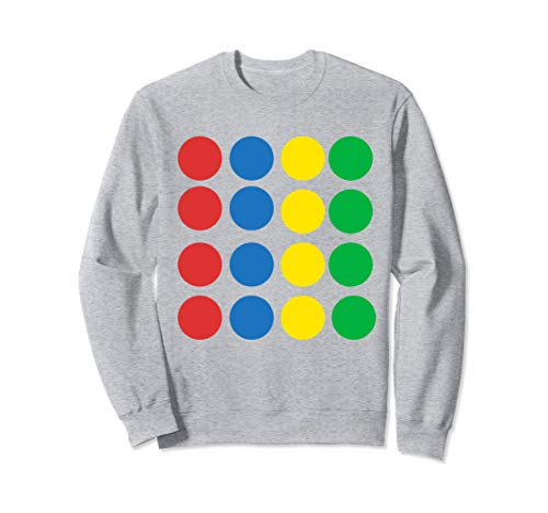Halloween Matching group Twister Costume Family Game Night
