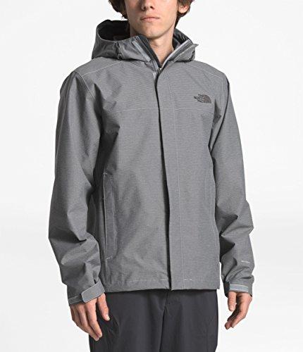 The North Face Men's Venture 2 Jacket - Mid Grey Ripstop Hea
