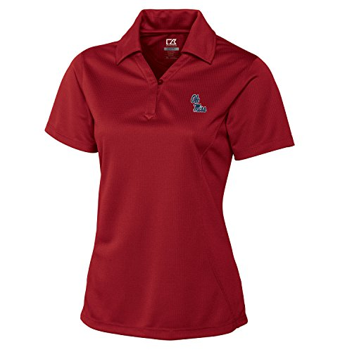 Cutter & Buck Adult Women Genre Polo, Cardinal Red, XX-Large