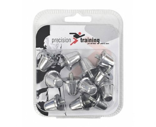 PRECISION TRAINING PT Kite Marked Rugby Union 18mm Studs Set