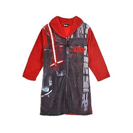 plus grand choix de 2019 nouveau produit recherche d'officiel Star Wars VII Robe de Chambre Coral Rouge Enfant Garçon 6 ...