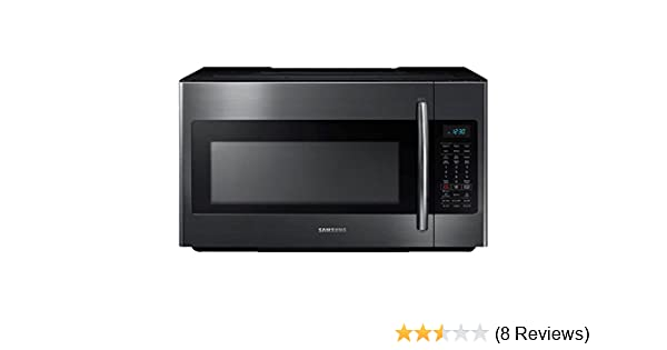 User Manuals Of Samsung Me18h704sfg Aa 1 8 Cu Ft Over