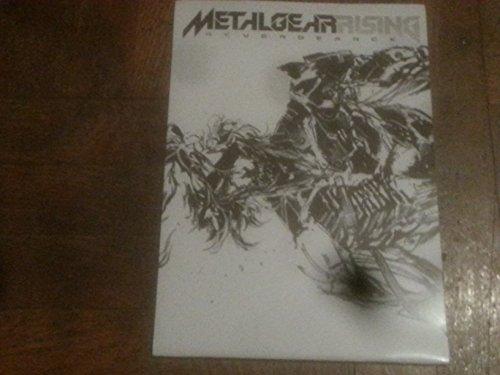 Buy metal gear rising art book